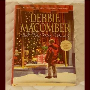 Debbie Macomber Call Me Mrs Miracle Hardcover Book